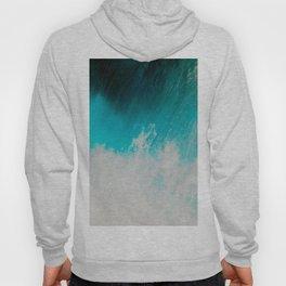 Abstract ocean Hoody