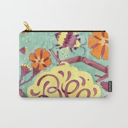 Persistence is Bee Carry-All Pouch