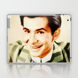 Anthony Perkins, Vintage Actor Laptop & iPad Skin