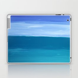 Abstract Sea Laptop & iPad Skin