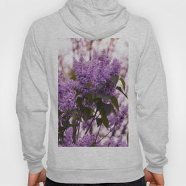 Purple lilacs Hoody