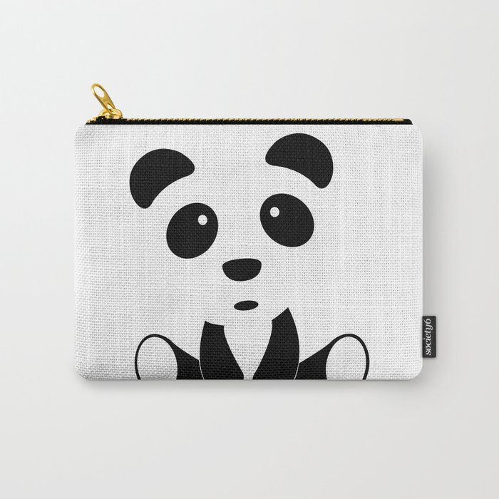 Baby Pandas make me Happy! Carry-All Pouch