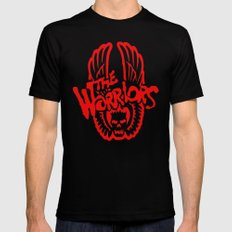 The Warriors  Black X-LARGE Mens Fitted Tee