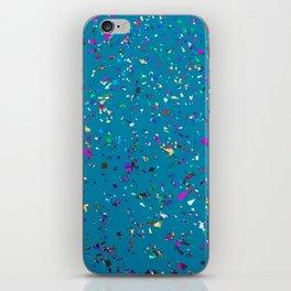 Terrazzo Confetti iPhone Skin
