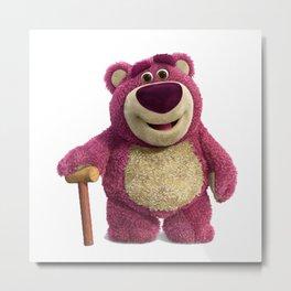 toy bear story Metal Print