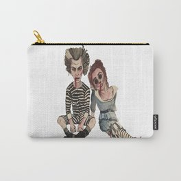 """Lets be mad together"" Carry-All Pouch"