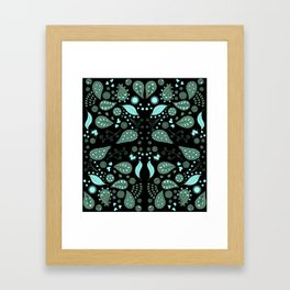 Fairy Foliage II Framed Art Print