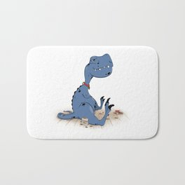 Munchies by dana alfonso Bath Mat