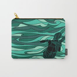 Ritual in Ganges Carry-All Pouch