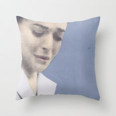 The Slender Thread Throw Pillow