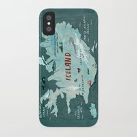 calendars iPhone & iPod Cases featuring Iceland by Christiane Engel