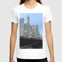 Wrigley & DuSable T-shirt