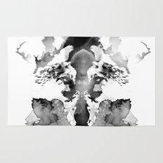 Rorschach Rug