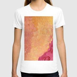 Orange hues T-shirt