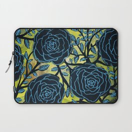 Black and Blue Laptop Sleeve