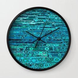 :: Tropical Sea :: Wall Clock