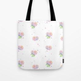 Dreamy Hydrangea Tote Bag