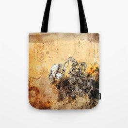 Remix soul Tote Bag