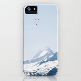 Grindelwald First – Switzerland iPhone Case