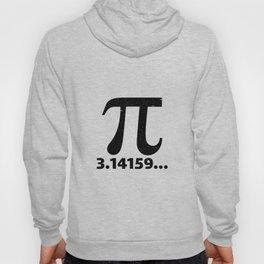 Pi 3.14159 Hoody
