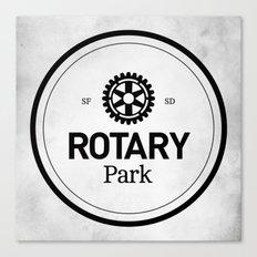 Rotary Park Canvas Print