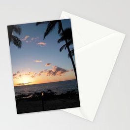 MERRY MAUI CHRISTMAS Stationery Cards