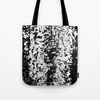 river Tote Bags featuring River by David Bastidas