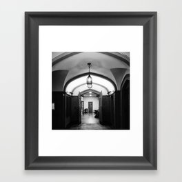 day one Framed Art Print