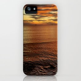 Every Moment Matters iPhone Case
