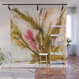 Organic Ecstasy No. 48k by Kathy Morton Stanion Wall Mural