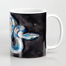Blue Boa Coffee Mug