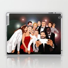 Cute Celebrity Selfie Photo Cartoons iPhone 4 4s 5 5s 5c, ipod, ipad, pillow case and tshirt Laptop & iPad Skin