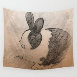 Lmtd Edition Bunny Wall Tapestry