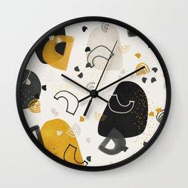 Auro Wall Clock