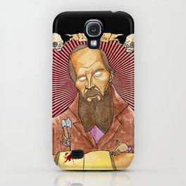 Fyodor Dostoyevsky iPhone Case
