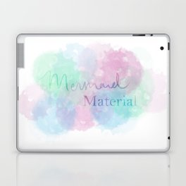 Mermaid Material Laptop & iPad Skin
