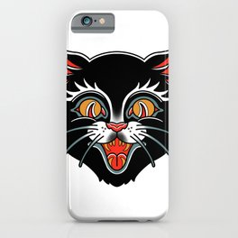 Neko iPhone Case