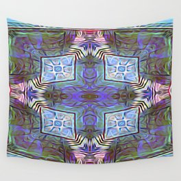 Diving Deep Wall Tapestry