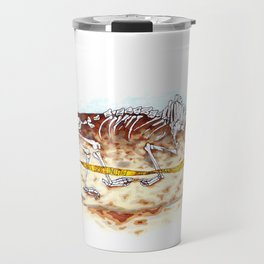 Sleuthing for Fossils Travel Mug