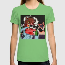 """""""A Portrait of a Topless Woman"""" by Amos Duggan T-shirt"""
