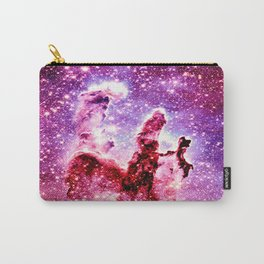 Galaxy Nebula : Pillars of Creation Carry-All Pouch
