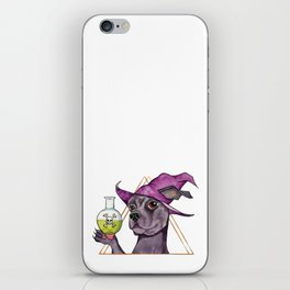 C'est Du Poison iPhone Skin