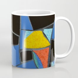 Toucan Dance Mosaic Coffee Mug