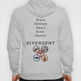 DIVERGENT - ALL FACTIONS Hoody