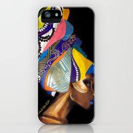 Goddess Zambezi iPhone Case