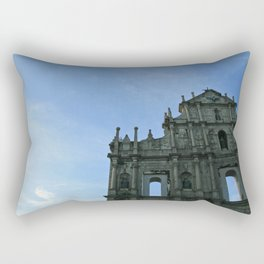 Macau's Ruins of St Paul's  Rectangular Pillow