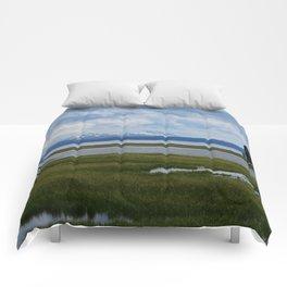 Pelican Creek - Yellowstone Lake Comforters