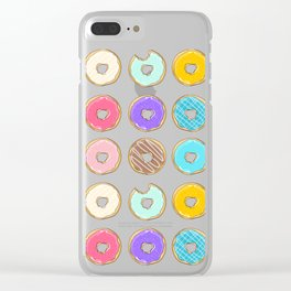 Don(u)'t Touch This Clear iPhone Case