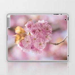 Japanese Cherry Blossom in LOVE Laptop & iPad Skin