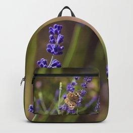 Lavender Landing Backpack